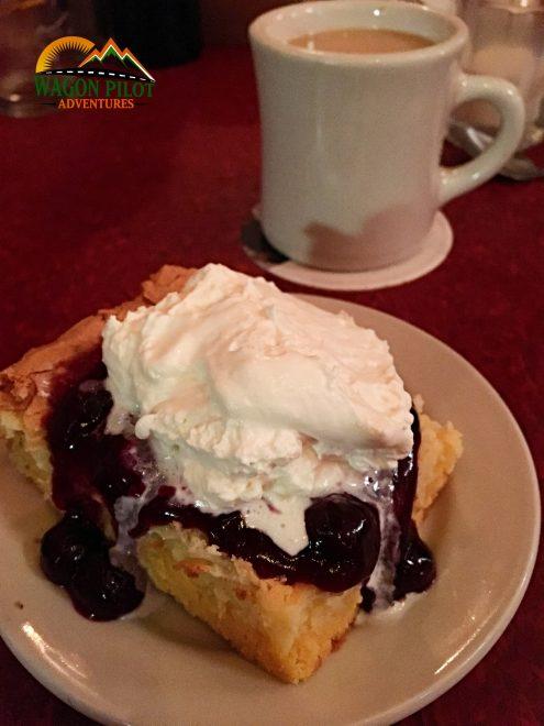 Hoosier Sugar Cream Cake - Bonge's Tavern  © Wagon Pilot Adventures