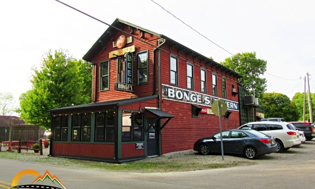 Food Worth Tailgating for at Bonge's Tavern in Rural Indiana