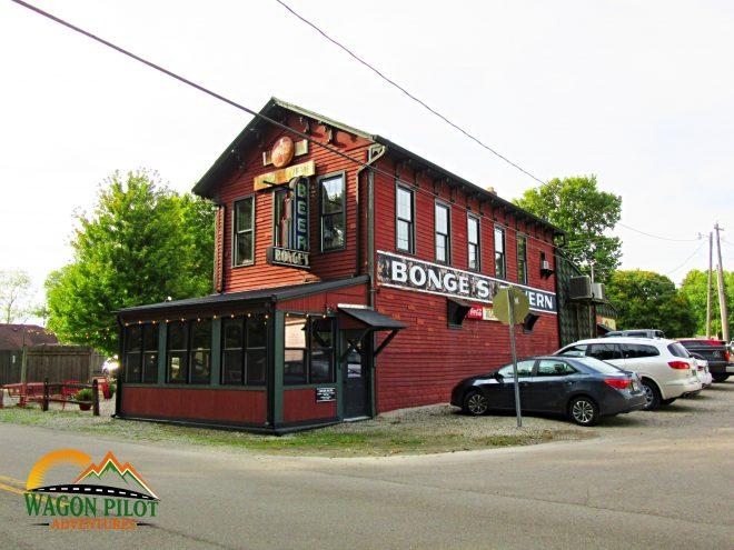 Bonge's Tavern Perkinsville, Indiana © Wagon Pilot Adventures