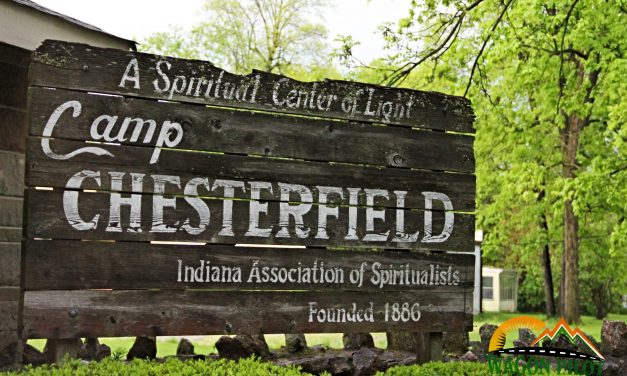 Exploring Indiana's Historic Center of Spiritualism at Camp Chesterfield