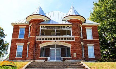 Touring Indiana's Haunted Randolph Asylum