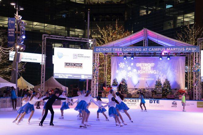 Campus Martius Park Ice Skating - Facebook