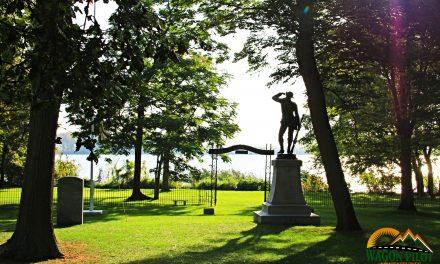 Johnson's Island Confederate Cemetery in Ohio