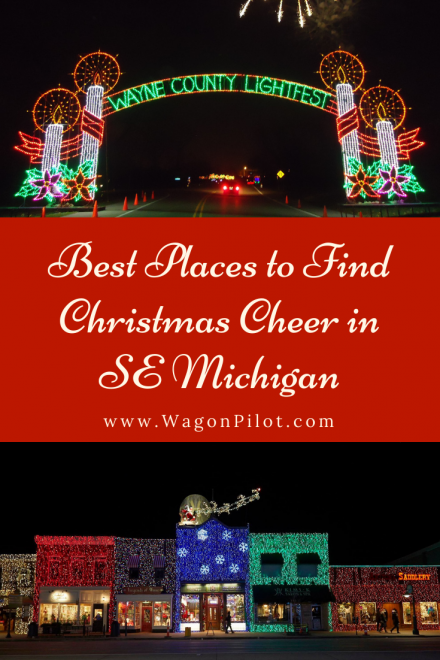 Best places to find Christmas cheer in Southeast Michigan