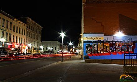 After Dark Photo Walk Around Downtown Sandusky, Ohio