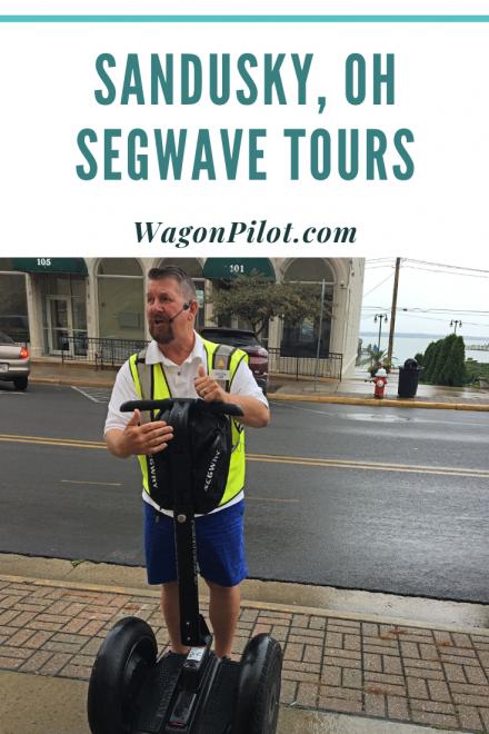 Sandusky Segwave Tours © Wagon Pilot Adventures