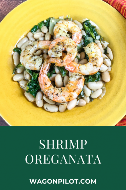 Shrimp Oreganata Recipe