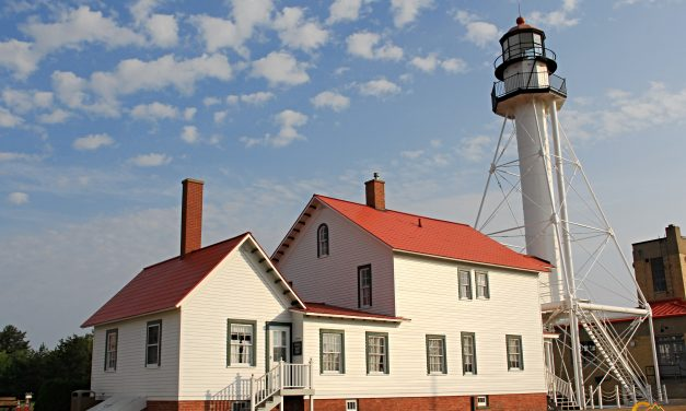 Spend the Night at Michigan's Whitefish Point Lighthouse