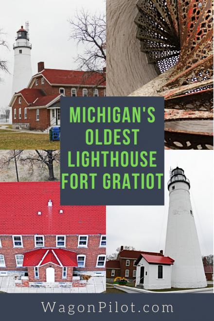Fort Gratiot Lighthouse © Wagon Pilot Adventures