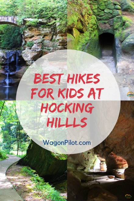 Best Hikes for Kids at Hocking Hills