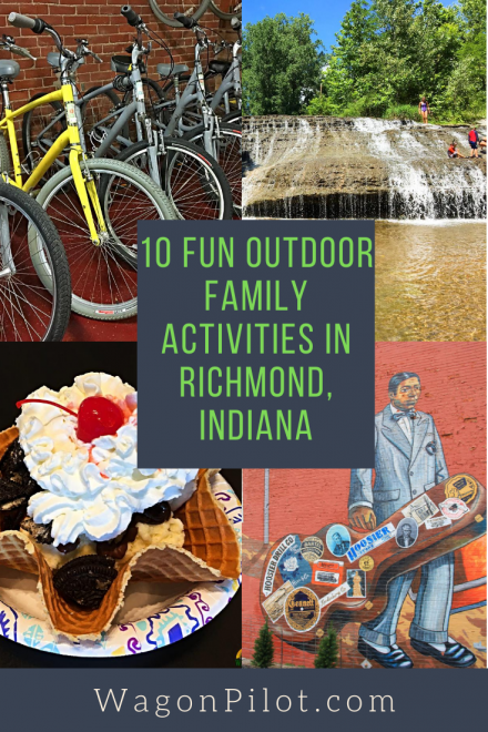10 Fun Outdoor Family Activities in Richmond, Indiana