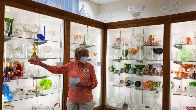 National Museum of Cambridge Glass © Wagon Pilot Adventures