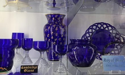 A Look Inside the National Museum of Cambridge Glass