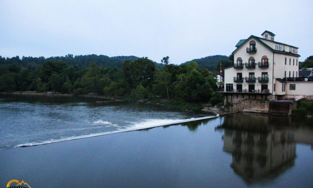 Finding Serenity at Ohio's Stockport Mill Inn